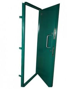 Бронированная дверь D3-1-2