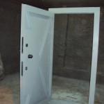Дверь оружейной комнаты